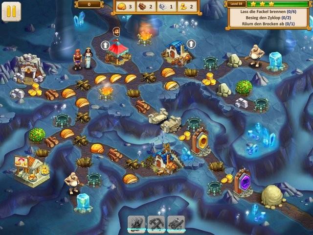 Screenshot  «Argonauts Agency: Golden Fleece. Sammleredition» № 5