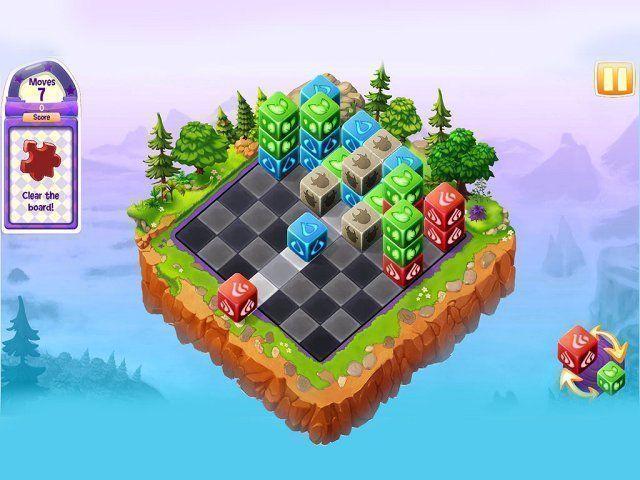 Screenshot  «Cubis Kingdoms. Sammleredition» № 4