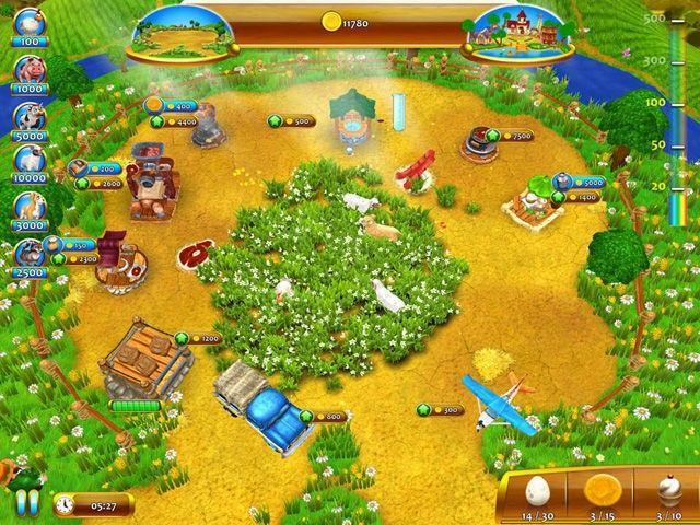 Screenshot  «Farm Frenzy 4» № 4