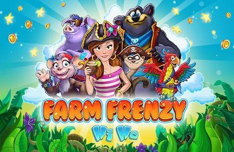 Farm Frenzy: Hi Ho