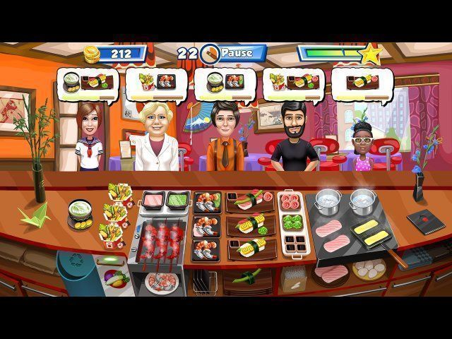 Screenshot  «Happy Chef 3. Collector's Edition» № 4