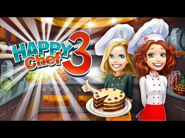Screenshot  «Happy Chef 3» № 1