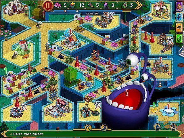 Screenshot  «Incredible Dracula IV: Spiel der Götter» № 2