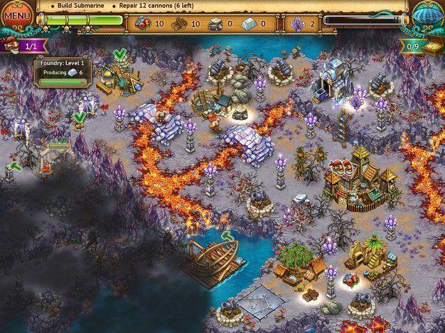 Screenshot  «Pirate Chronicles» № 5