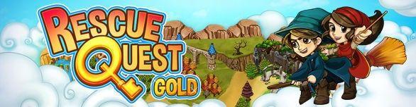 Spiel Rescue Quest Gold