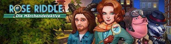 Spiel Rose Riddle Die Märchendetektive