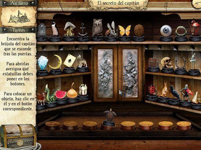 Las Aventuras de Robinson Crusoe en Español game