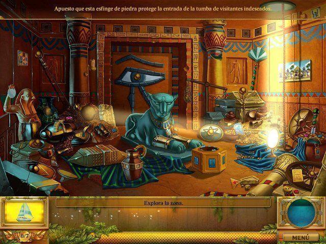 Atlantic Journey: El hermano perdido en Español game