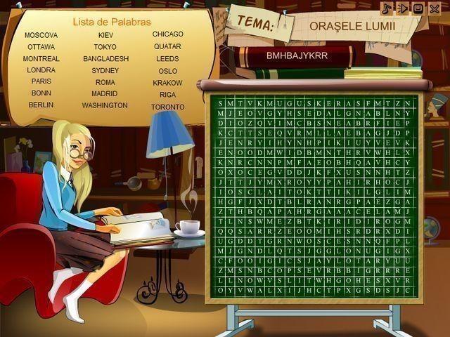 Historias Librescas en Español game