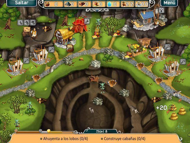 Dragon Crossroads en Español game