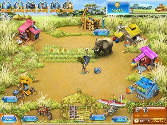 Farm Frenzy 3: Madagascar download free en Español