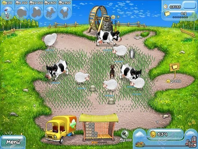 Farm Frenzy en Español game