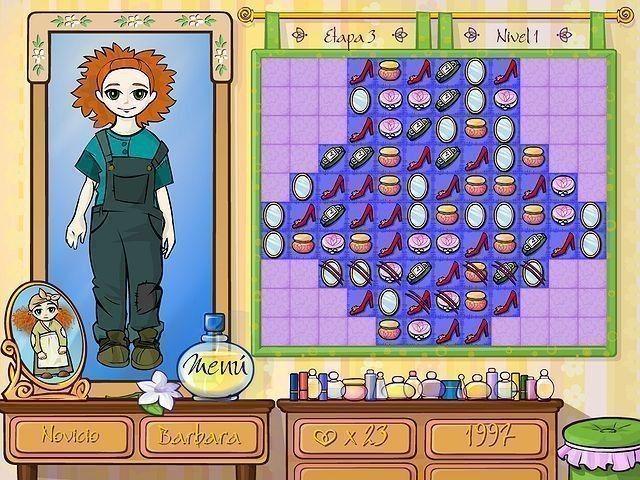 Historia de la Moda en Español game