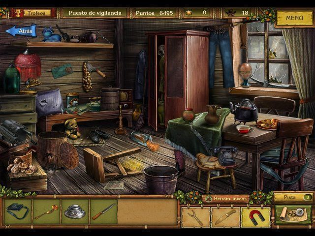 Golden Trails: The New Western Rush en Español game
