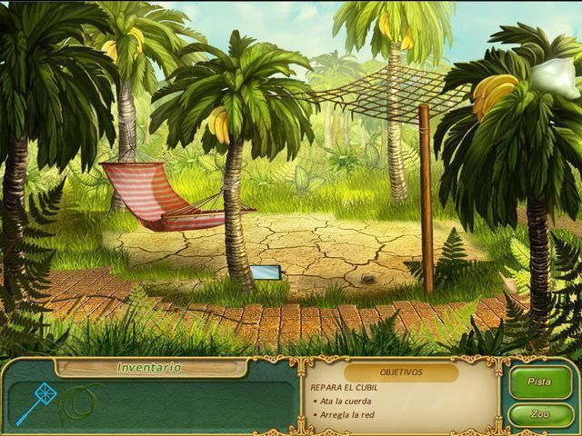Gourmania 3: Zoo Zoom en Español game