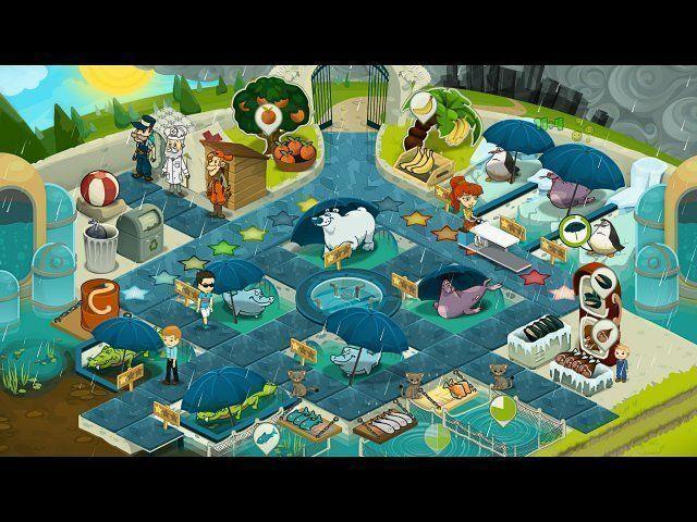 El Zoo Increíble en Español game