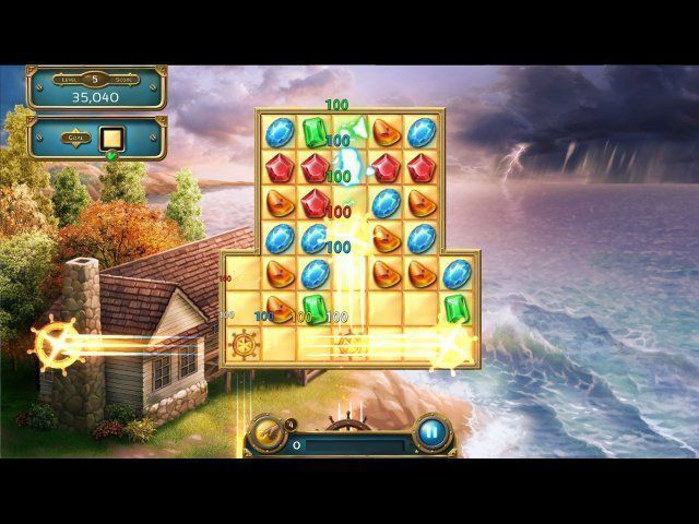 Jewel Quest: Seven Seas. Collector's Edition download free en Español