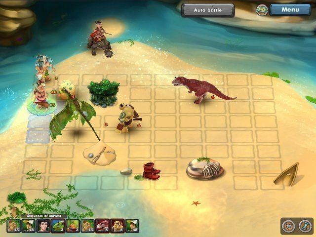 Prehistoric Tales en Español game