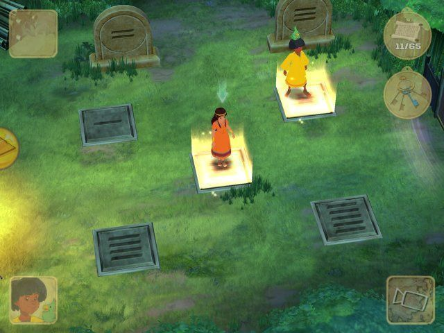 The Mysterious Cities of Gold: Secret Paths download free en Español