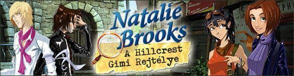 Natalie Brooks: A Hillcrest Gimi Rejt�lye