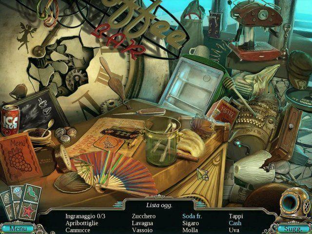 Abyss: Gli Spettri di Eden game