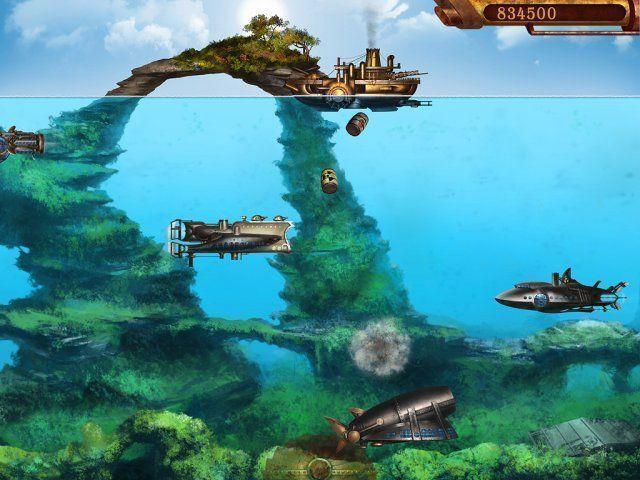 Gioco Admiral Nemo download italiano