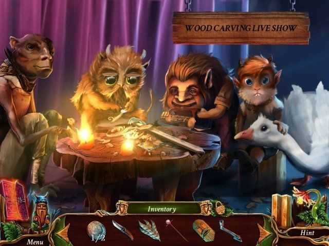 Eventide: Slavic Fable. Collector's Edition game