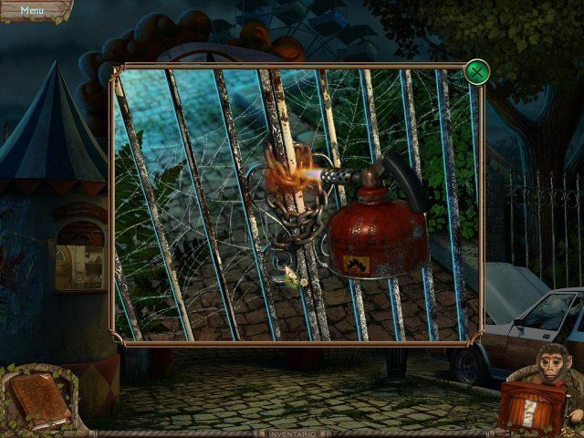 Gioco Weird Park: Disco Rotto download italiano