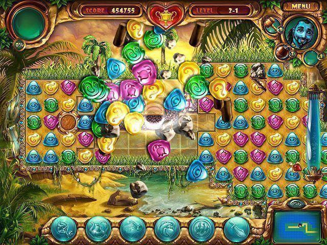 Lamp Of Aladdin - игра для Android.