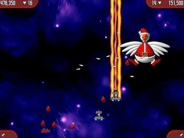 Chicken Invaders: The Next Wave Christmas Edition