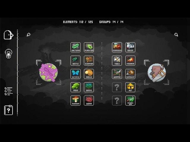 Doodle God: 8-bit Mania Gra Bezpłatne