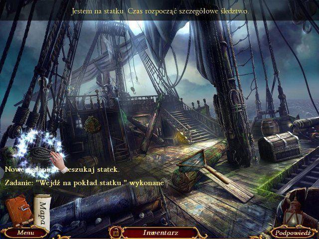 Szepty w Mroku: Statek Widmo