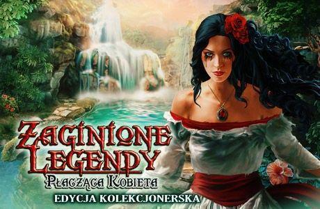 Zaginione Legendy: Płacząca Kobieta. Edycja Kolekcjonerska