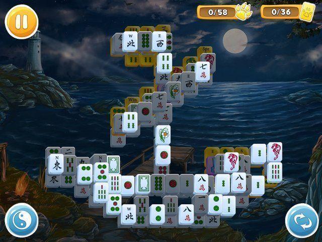 Mahjong: Wilcze opowieści Gra Bezpłatne