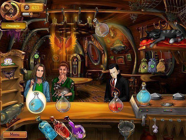 Potion Bar