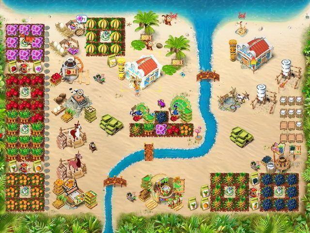 Pęd na Ranczo 2: Eksperymentalna Wyspa Sary