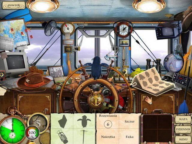 Podwodne skarby Gra Bezpłatne