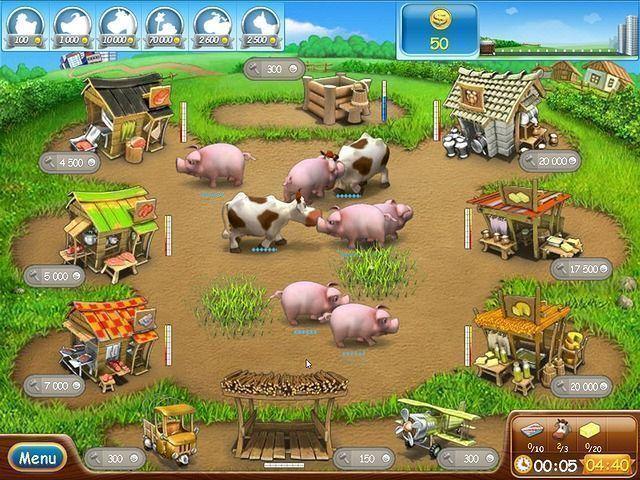 Все уровни игры Веселая ферма 2. Секреты прохождения других уровней игры Ве