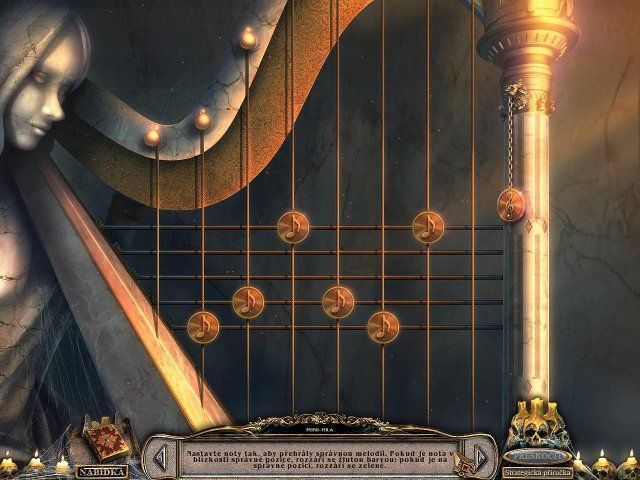 Portál zla: Odcizené runy