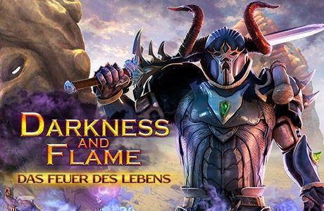 Darkness and Flame: Das Feuer des Lebens