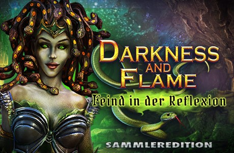 Darkness and Flame: Feind in der Reflexion. Sammleredition