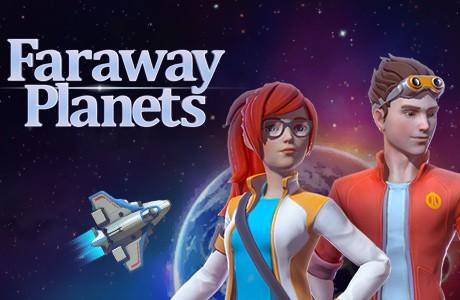Faraway planets