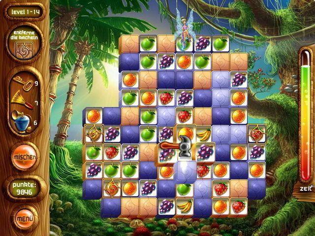 Fruit Lockers 2: die verzauberten inseln