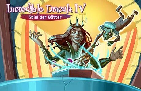 Incredible Dracula IV: Spiel der Götter