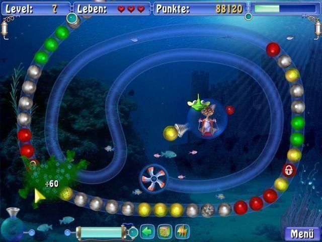 Sprill: Unterwasser-Abenteuer