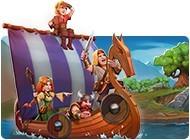 Details über das Spiel Viking Heroes. Sammleredition
