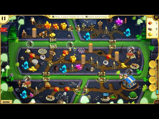 12 Labours of Hercules XI: Painted Adventure. Collector's Edition