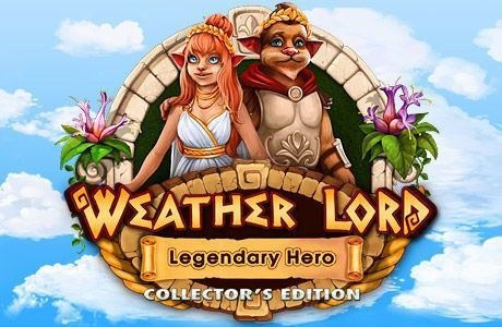 Weather Lord: Legendary Hero. Collector's Edition