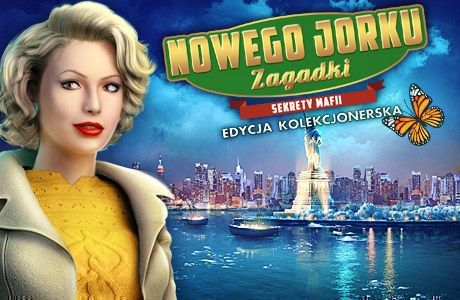 Zagadki Nowego Jorku: Sekrety Mafii. Edycja Kolekcjonerska